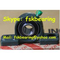 China UCP203 / UCP204 Bearings with Plummer Block Housing , High Speed on sale