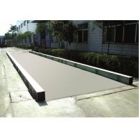 Buy cheap 200T Electronic Car Truck Scale Weighbridge Pitless Weighted Bridges 3*24M from wholesalers