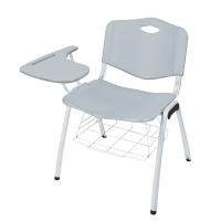 Buy cheap Multicolor L400cm Stackable Conference Room Chairs / Student Writing Pad Chair from wholesalers