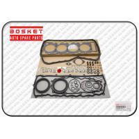 Buy cheap NKR Isuzu Cylinder Gasket Set 5878175730 5-87817573-0 5878139494 5-87813949-4 product