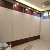 Buy cheap Plywood 65 mm Thickness Movable Partition Wall In Pakistan Melamine MDF Surface from wholesalers