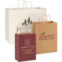 Buy cheap Logo Custom Printed Paper Bags , Reusable Paper Shopping Bag with Handle product