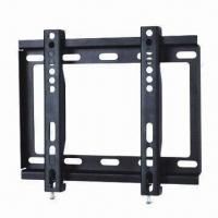 Buy cheap Flat TV wall mount with 75kg loading capacity from wholesalers