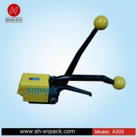 China A333 steel pipe handheld steel strapping tool, packing tool on sale