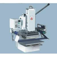 Buy cheap Portable Hot Stamping Machine 210x150mm For Gold Or Silver Foil Stamping , Manual Or Peumatic Powered from wholesalers