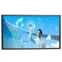 Buy cheap 65 Inch Touch LCD Display,Touch LCD Media Player,multi-touch touch screen kiosk from wholesalers