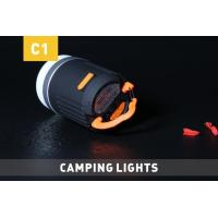 Buy cheap 2 In 1 Multifunction Battery Operated Camping Lantern Power Charger 8800mAh from wholesalers