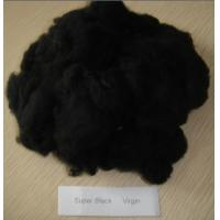 Buy cheap Black Color Polyester Staple Fiber from wholesalers