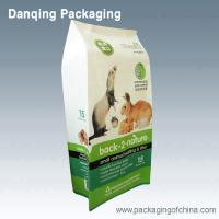 Buy cheap Gusset High Barrier Food Grade Packaging Moisture Proof Dog Food Package from wholesalers
