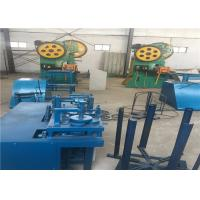 Wholesale Five  / Nine Strips Razor Wire Making Machine Producing Speed 220-280m/H from china suppliers