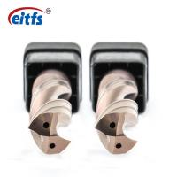 Buy cheap High Speed Impact Long Drill Bits , Cutting Drill Bit Hole Cutter Left Handed from wholesalers
