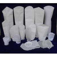 Buy cheap Paint Factory 25 Micron Polyester Felt Liquid Filter Fabric Bag 7X16 length from wholesalers