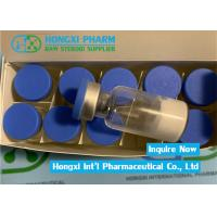 Buy cheap Blue Top Peptide Growth Hormone 191AA Human Growth Hormone Powder  HGH 10iu Vial from wholesalers
