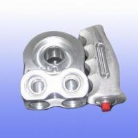 Buy cheap Aluminum Anodized Silver Car Crank for CNC Custom Machined Car Parts from wholesalers
