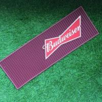 Buy cheap Private Advertising Logo Label Customized Waterproof PVC Rubber High Quality Bar Mats Wholesale for Beer Counter promo from wholesalers
