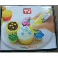 Buy cheap Frosting Deco Pen Cupcake Decorating Set As Seen On TV EZ Lcing Deco Pen Set from wholesalers