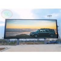 Buy cheap Full color outdoor P 10 LED billboard /LED panel waterproof IP 65 & heat resistant from wholesalers