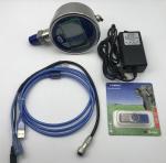 Buy cheap Usb Digital Precision Digital Pressure Gauge 200% Fs Destruction Pressure from wholesalers