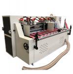 Buy cheap Automatic Corrugated Slitter Scorer Machine Thin Blade Slitting Creasing Machine With Stacker from wholesalers