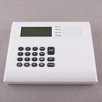 Buy cheap Home Security House Alarm System With Wireless Transmitter Auto Dial from wholesalers