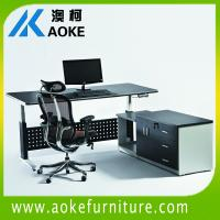 China ergonomic standing working tables on sale
