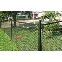 Buy cheap Twist and Knuckled Selvage Chain Link Wire 2 3 / 8 In Chain Mesh Fencing from wholesalers