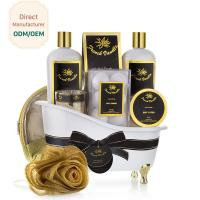Buy cheap Jasmine Fragrance Relaxing Bath Gift Sets , Luxury Bath And Body Gift Sets from wholesalers