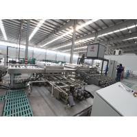 Buy cheap Bus Front And Back Windshield Glass Washing / Glass Processing Equipment from wholesalers