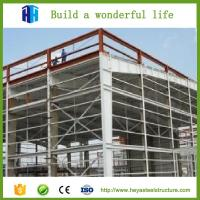 Buy cheap China Construction Builder Galvanized Steel Structure Workshop Building from wholesalers