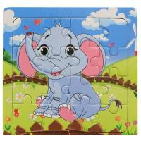 Buy cheap Custom Print Jigsaw Puzzle , Children's Animal Paper Jigsaw Puzzle Piece from wholesalers