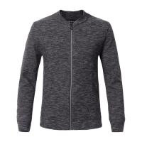 Buy cheap Blank Crew Neck Mens Winter Cardigan Sweaters With Zipper Long Sleeve from wholesalers