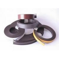 Buy cheap 4.95 g/ cm3 Permanent Flexible Magnetic Material, Rubber  magnet, Isotropic rubber from wholesalers