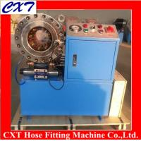 Buy cheap hydraulic hose fitting swager ferrule crimping machine from wholesalers