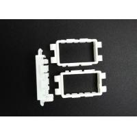 Buy cheap Anti - Ultraviolet Plastic Injection Molding Products 20 x15 mm Hard Frames from wholesalers
