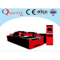 Buy cheap CNC Laser Cutter For Plate Steel Copper 750W , Low Cost Laser Steel Cutting Machine from wholesalers