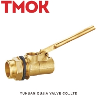 Buy cheap Cooling Tower Drill Pipe Brass Ballcock Fill Valve from wholesalers
