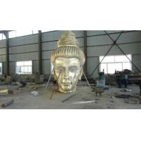 Wholesale Outdoor Landscaping Large bronze Sitting Russia Buddha Statue from china suppliers