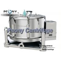Buy cheap Stainless Steel Extraction Machine Pharmaceutical PPBL Type Centrifuge with GMP standard from wholesalers