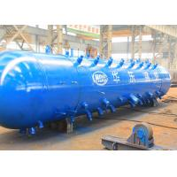 Wholesale Environmentally Friendly Alloy Material CFB Boiler , High Pressure Steam Boiler from china suppliers