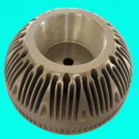 Buy cheap Custom aluminum injection molding for Industrial Recycle equipments aluminum components from wholesalers