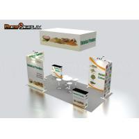 Buy cheap Light Weight Custom Trade Show Booth Tension Fabric For Exhibition Event from wholesalers