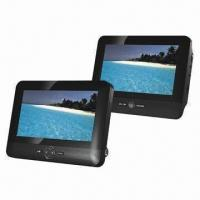 Buy cheap Dual Screen Car Load PDVD Player with Electronic Anti-shock and Built-in Dolby Digital Decoder from wholesalers