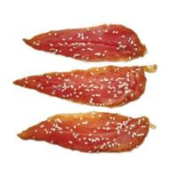 Buy cheap Dog Food Dog Treat Pet Food Dried Chicken Jerky With Sesame from wholesalers