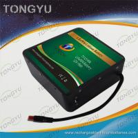 China Fuel Gauge LiFePO4 Battery12V 19Ah  For Golf Trolley , LED Traffic Sign Boards on sale