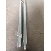 China HDG Welding Angle Iron Earth Ground Anchor High Strength Stable Performance on sale