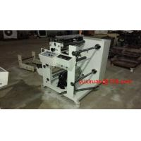 High Speed Paper Cutting / Adhesive Tape Slitting Machine With Automatic Counting Manufactures