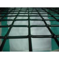 Buy cheap PVC Coated Square Hole Crimped Wire Mesh Hot-Dipped Galvanized Steel from wholesalers