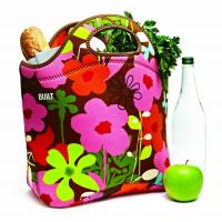 Buy cheap Reusable Fashion Neoprene Shopping Bag / Large Market Tote with Handle from wholesalers