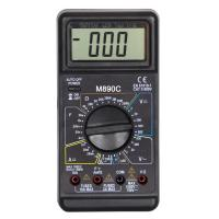 Wholesale M890C(CE) Large LCD Display Digital Multimeter from china suppliers