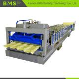 Buy cheap Industrial Steel Glazed Roof Tile Roll Forming Machine 7800*1500*1600mm from wholesalers